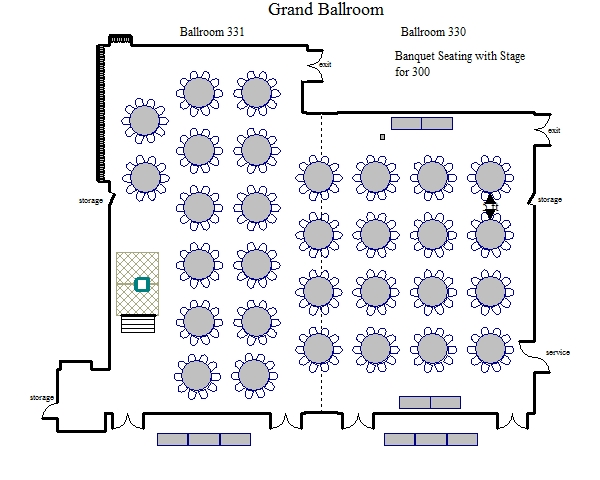 Su Ballroom Student Union