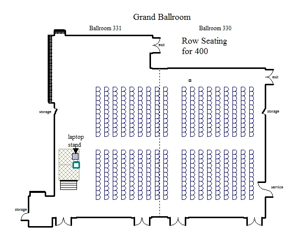 Classroom Layout Dimensions ~ Su ballroom student union