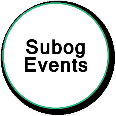 SUBOG Events
