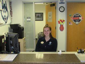 Info Center Employee