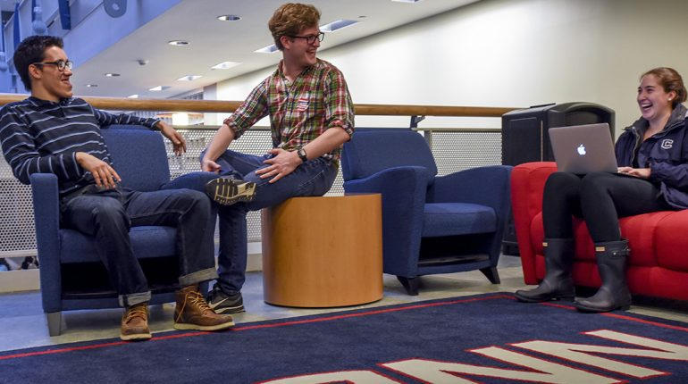 Student Union pocket lounge