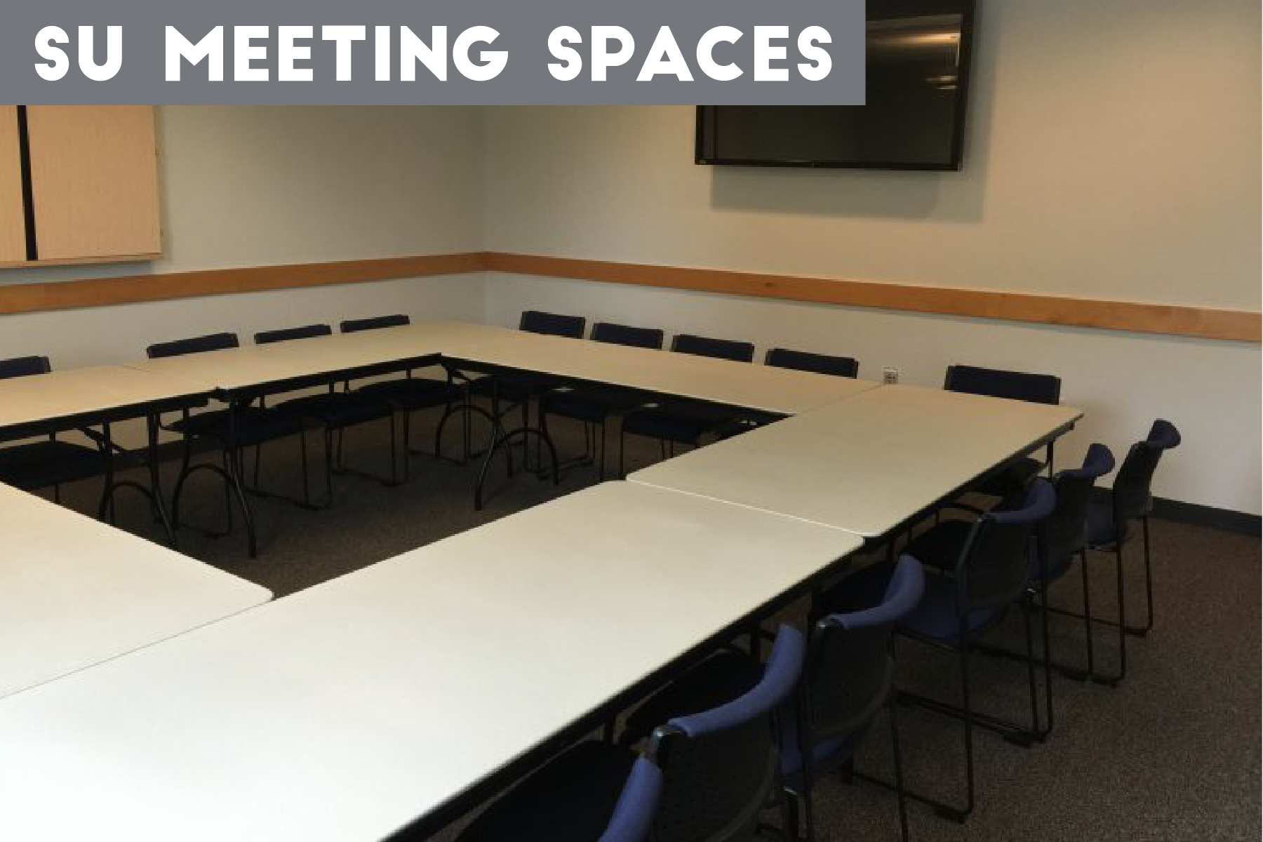 Student Union Meeting Spaces